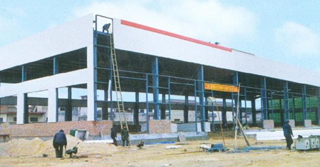 钢结构工程安装公司